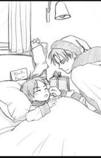 My Babysitter Is....(Attack On Titan Levi X Eren)(Boyxboy)