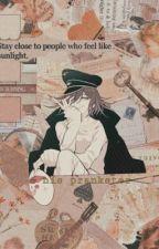 His prankster ( Kokichi x reader story )  by Solar_Systxm