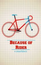 Because of Rider -on hold- by stba258