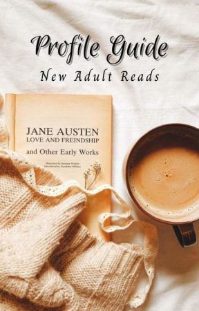 NewAdultReads Guidebook by NewAdultReads
