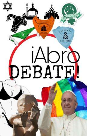 Abro debate by MajoRueda4