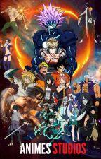 UCM versión anime (Universo Cinematográfico Marvel/Anime) by vortexnemesis6969