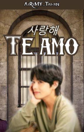 사랑해| JinTae / NamV by A1R2MY_Taejin
