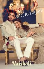 Married To Mr.Arrogant(#1 in Love and Mystery Series) by vaishali305