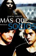 Más que Socios | Larry y tu [V.O.M] by annaxlou
