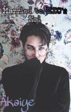 Married To EXO's Kai #Wattys2016 by akaiye