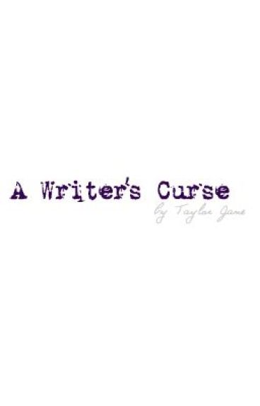 A Writer's Curse. by retrogradereverie