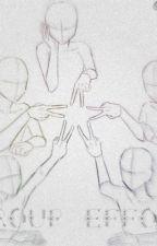 Group Effort  by nasrae