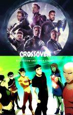 Avengers/Robin Crossover by ShadowandAriasStorys