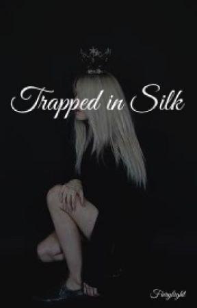 Trapped in Silk by Fierylight