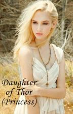 Daughter of Thor (Princess) by lalevaan