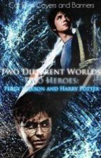 Percy Jackson Meets Harry Potter! by -Supernatural-Fan-