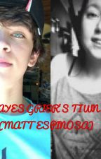 Hayes grier's twin? (matt espinosa) by lol_hayesgrier