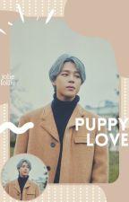 PUPPY LOVE ━━ Park Jimin by JolenaWrites