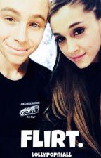 Flirt. [5sos & Ariana Grande] by writersaesthetic