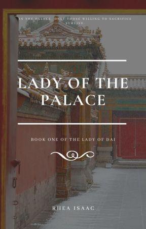 The Palace Rose by RheaIsaac