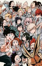 c r a c k (BNHA chat fic) |Under New Ownership| by Hi66667777