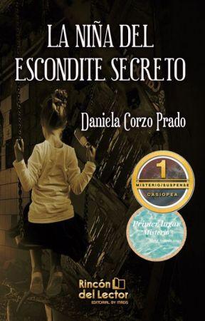 La Niña del Escondite Secreto| COMPLETA (A LA VENTA EN FISICO) by DaniCP13