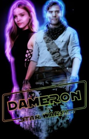 Dameron: A Star Wars Story by dakotasfanning