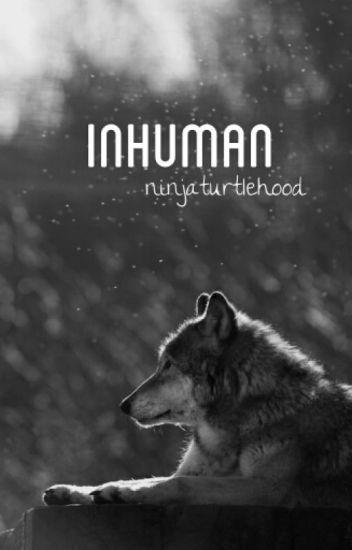 Inhuman • Cake