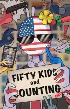 Fifty Kids and Counting |Countryhumans| by KrushedDreams