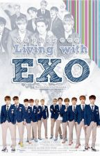 Living with EXO by mamadeer