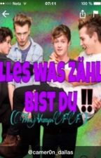 Alles was zählt bist du ! ( connor /The Vamps ff)Teil 1 by Camer0n_Dallas