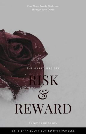 Risk & Reward (Marauders Era) by SierraScott