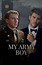 MY ARMY BOY ― STEVE R. by youserveiext