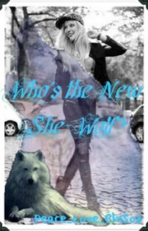 Who's the New She-Wolf? (Unfinished B/C of Issues at Home) by Peace_Love_ChiSox