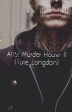 AHS: Murder House ll (Tate Langdon) by MartoX_