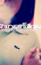 Soeur Jumelle, Mais Differentes by Mrc_Dz
