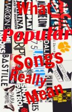 What Popular Songs really Mean by OMGitsAshx