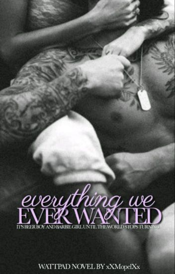 Everything We Ever Wanted [Everything #1]