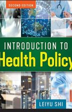 Introduction to Health Policy, Second Edition  [PDF] by Leiyu Shi by wenilusy55437