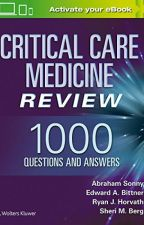 Critical Care Medicine Review [PDF] by Abraham Sonny MD  FASE by gymohacu30071