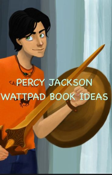 Book Cover Ideas For Wattpad : Percy jackson wattpad book ideas sonia as