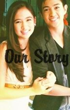 OUR STORY ( FrancElla) by curlyfairytale