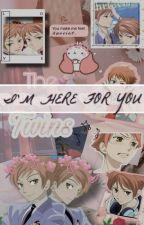 I'm Here For You (Kaoru x Reader) by xDepressedDiminishx