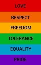 Sexualities and genders by Bnhaweeb7034