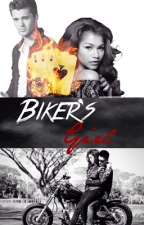 Biker's Girl by Justcantgetenough
