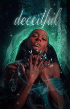 DECEITFUL ↬ draco malfoy by x-MrsWinchester