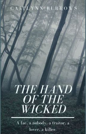 The Hand of the Wicked by Burr876767