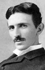 Nikola Tesla x Reader  by DarinkaCano12