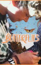 Butterflies - Ashton Irwin  by Dannieherb