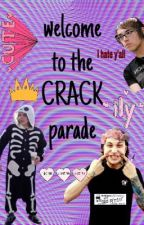 Welcome to the Crack Parade (frerard crack fic) by wiresiero