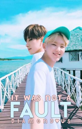 It Was Not A Fault || SOONWOO by diamondous