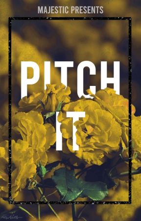Pitch It by MajesticIncAwards