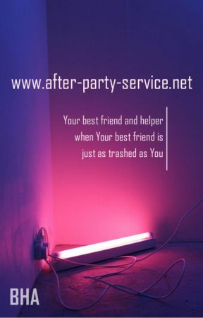 After Party Service by BlueHourAddict