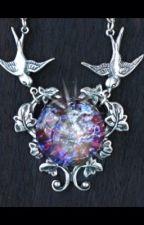 The Dragon's Breath of Fire Pendant by venecia_gomez